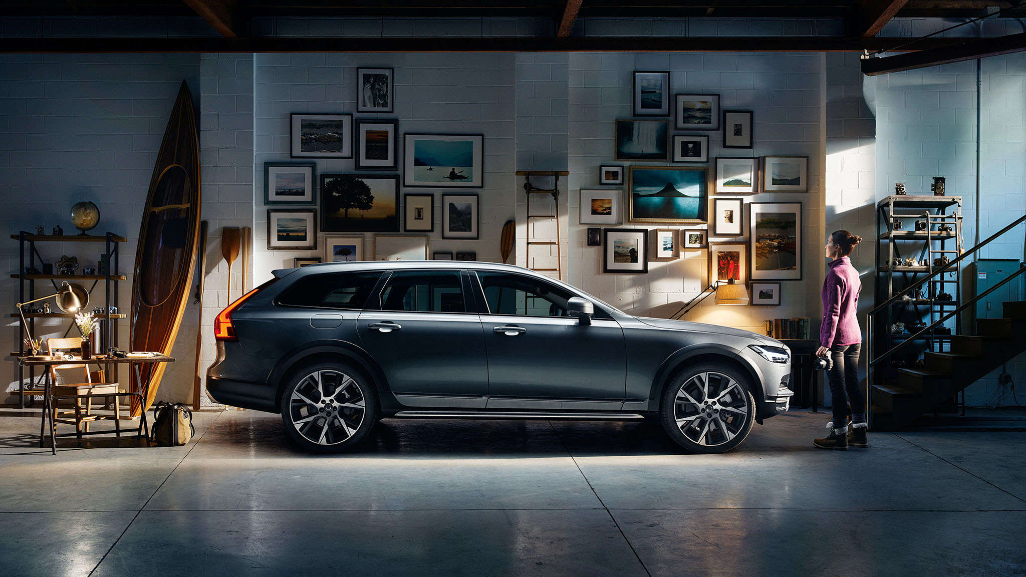 Accessories for the V90 Cross Country Image