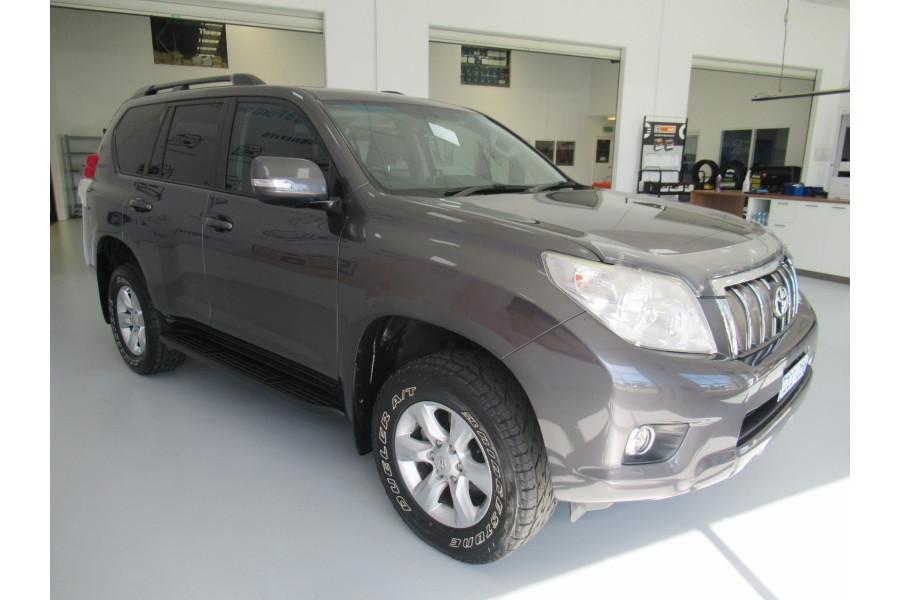 2012 Toyota Landcruiser Prado GRJ150R GXL Suv