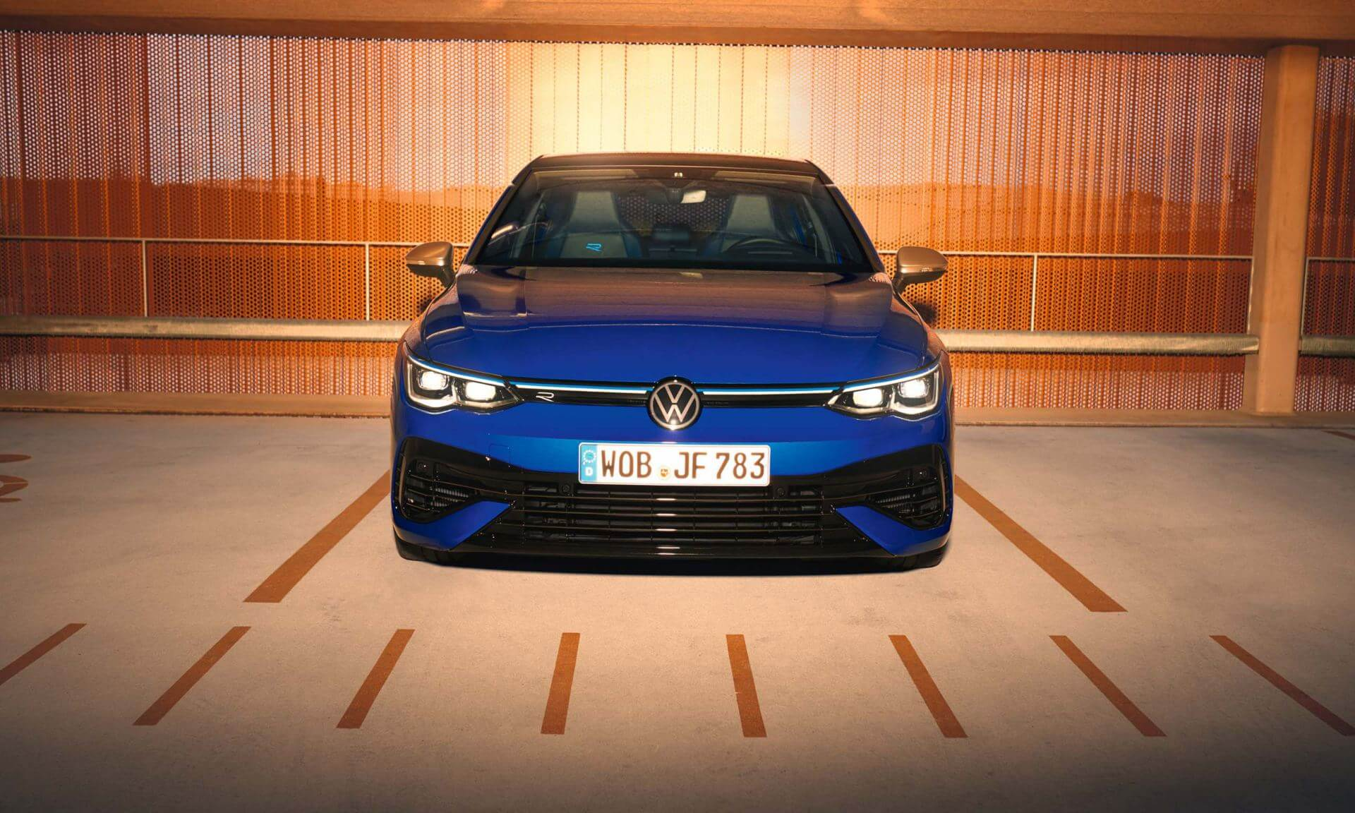 All Thrills and chills Golf R Image