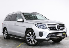 Mercedes-Benz Gls 350 D 4matic Mercedes-Benz Gls 350 D 4matic Auto