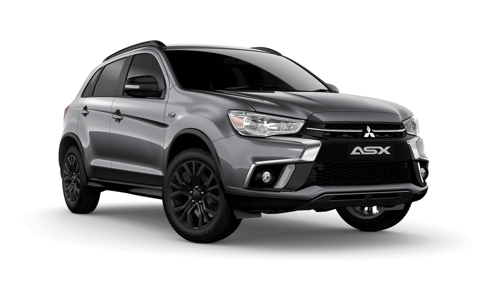 ASX BLACK EDITION 2WD CVT AUTO