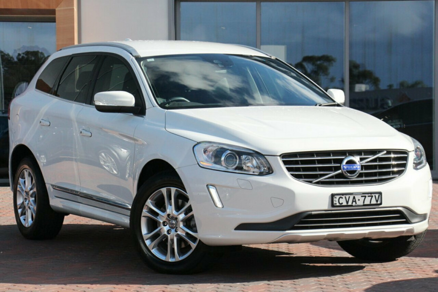 2013 Volvo XC60 DZ MY13 D4 Geartronic Teknik Suv Mobile Image 1