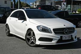 Mercedes-Benz A-Class A250 D-CT Sport W176