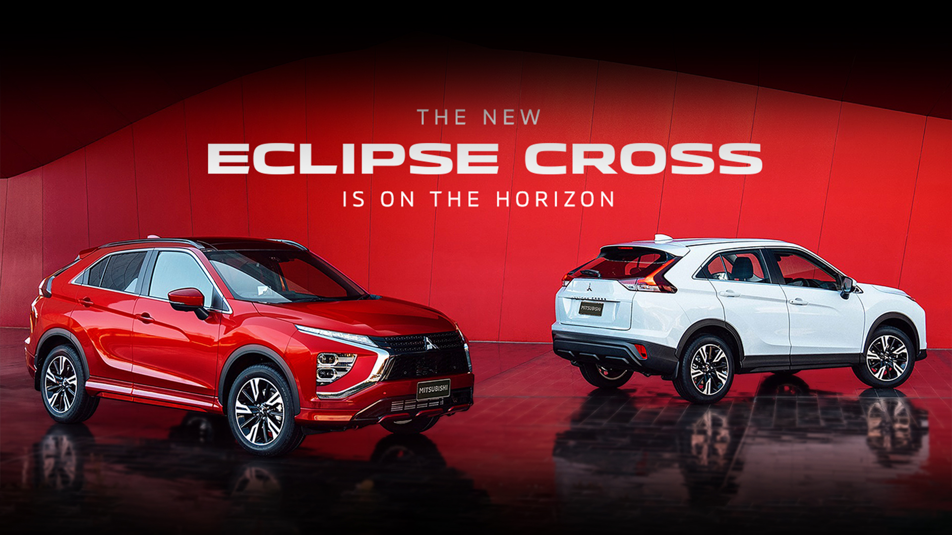 NEW MITSUBISHI ECLIPSE CROSS COMING SOON Image