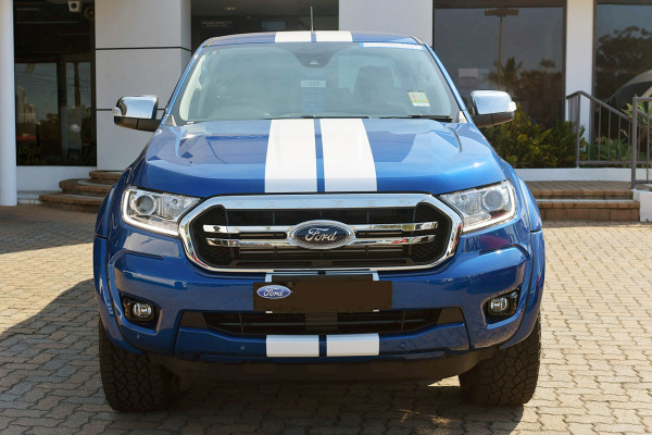 2019 Ford Ranger PX MkIII 4x4 XLT Double Cab Pick-up Ute Image 3