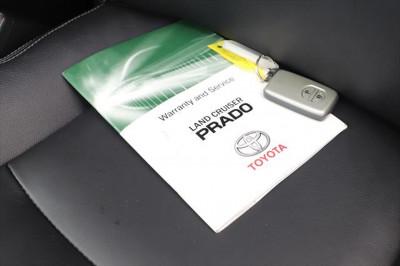 2015 Toyota Landcruiser Prado KDJ150R MY14 VX Suv Image 2