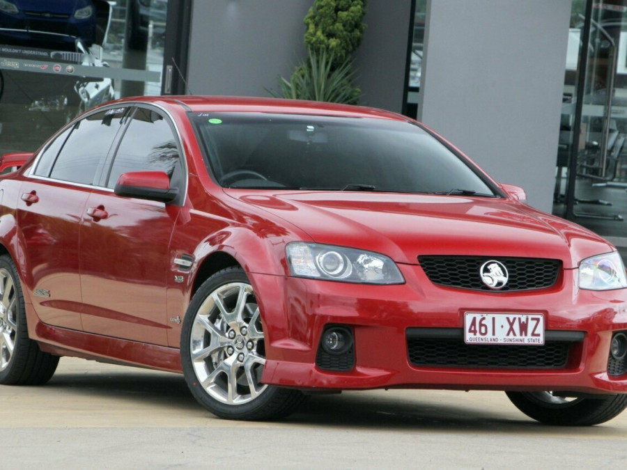 2011 Holden Commodore Ss V Redline For Sale In Brisbane Westpoint