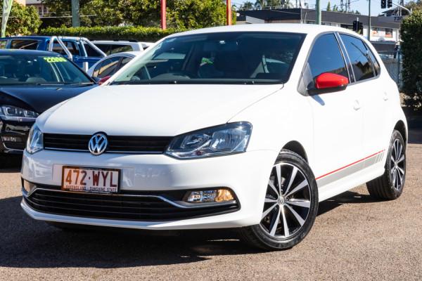 Volkswagen Polo beats 6R  81TSI