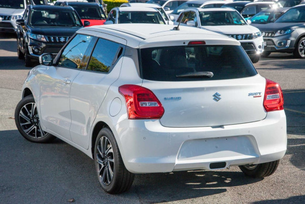 2020 Suzuki Swift AZ GLX Turbo Hatchback image 4