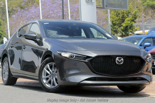 2021 MY20 Mazda 3 BP G20 Pure Hatch Hatchback image 1