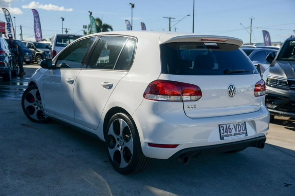 2012 MY12.5 Volkswagen Golf VI MY12.5 GTI DSG Hatchback