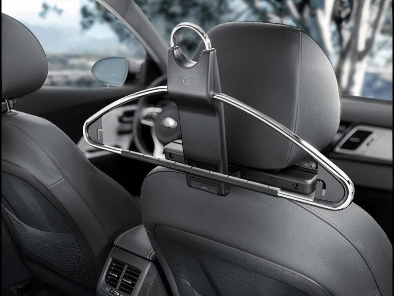 Seat business suit hanger