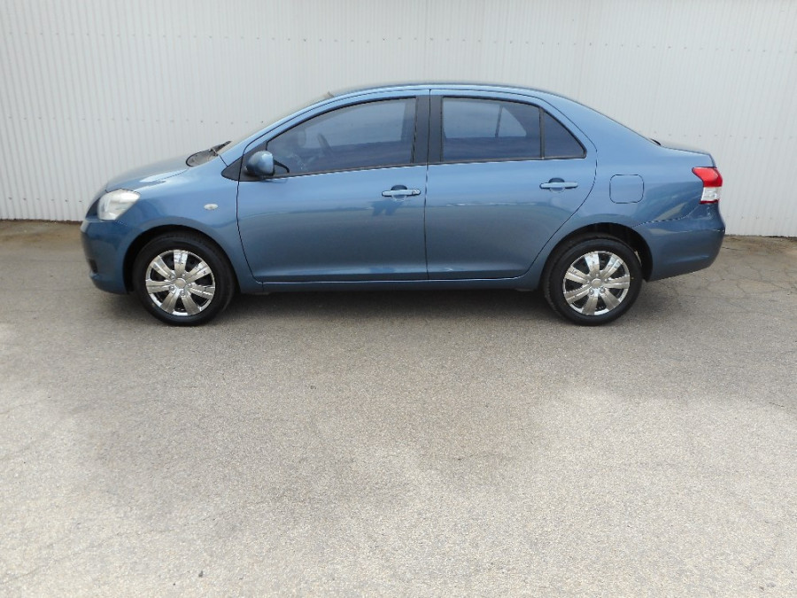 2006 Toyota Yaris NCP93R YRS Sedan
