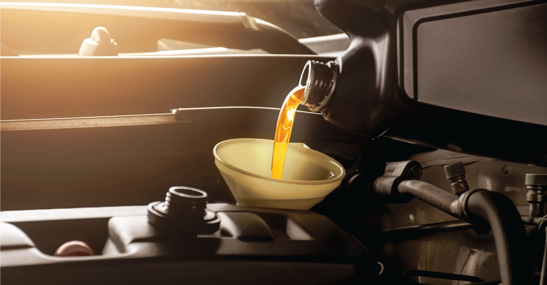 SPRING OFFER - OIL & FILTER SERVICE FROM $199