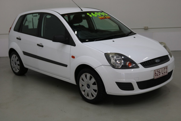 2008 Ford Fiesta WQ LX Hatchback Image 3