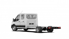 2020 MY20.5 Ford Transit VO 470E Double Cab Chassis Image 5