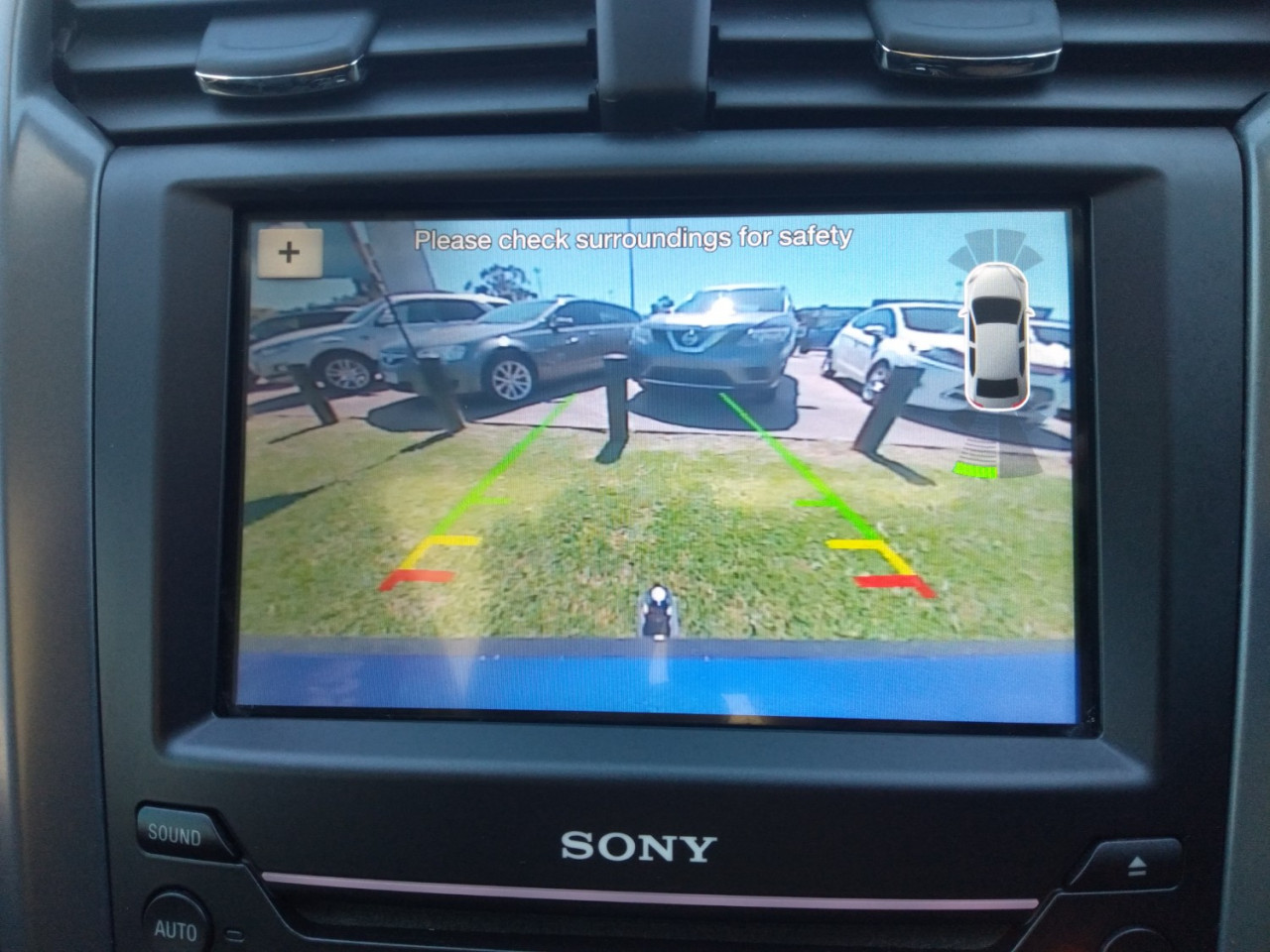 2016 Ford Mondeo MD TITANIUM Hatchback Image 14