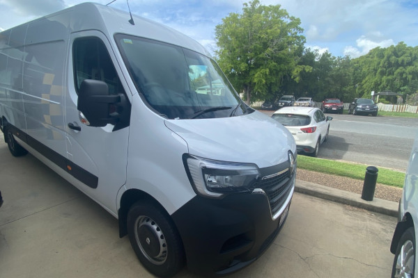Renault Master Long Wheelbase X62 Phase 2