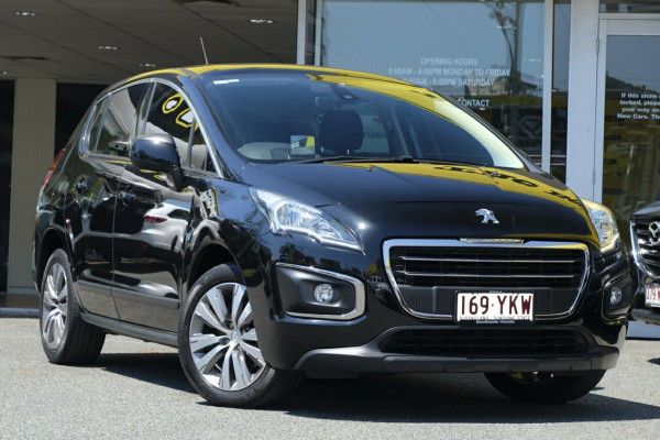 Peugeot 3008 Active SUV T8 MY13