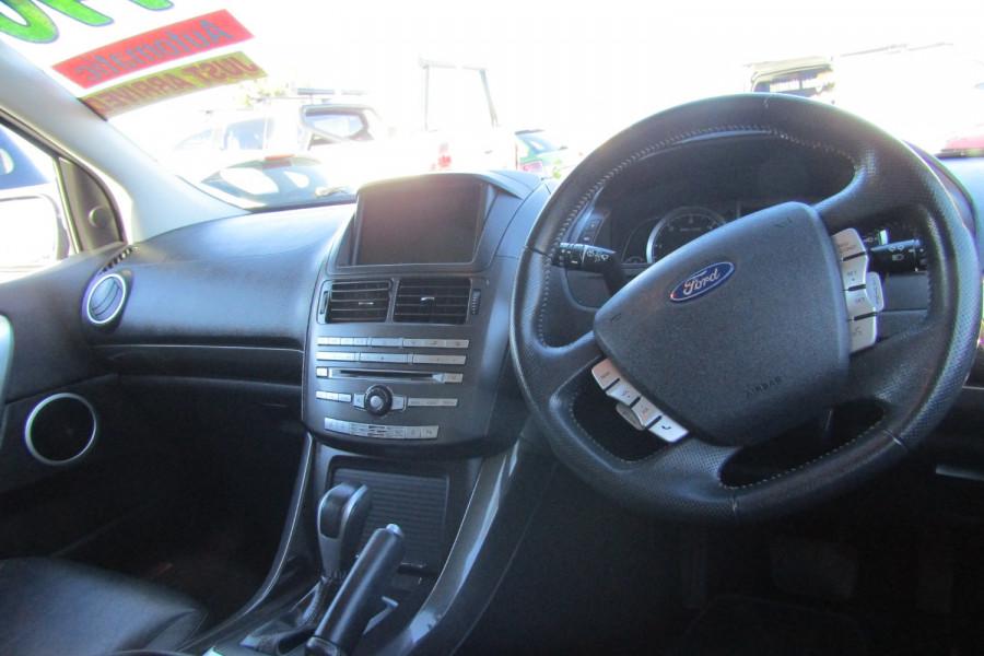 2014 Ford Territory SZ TITANIUM Wagon Image 12