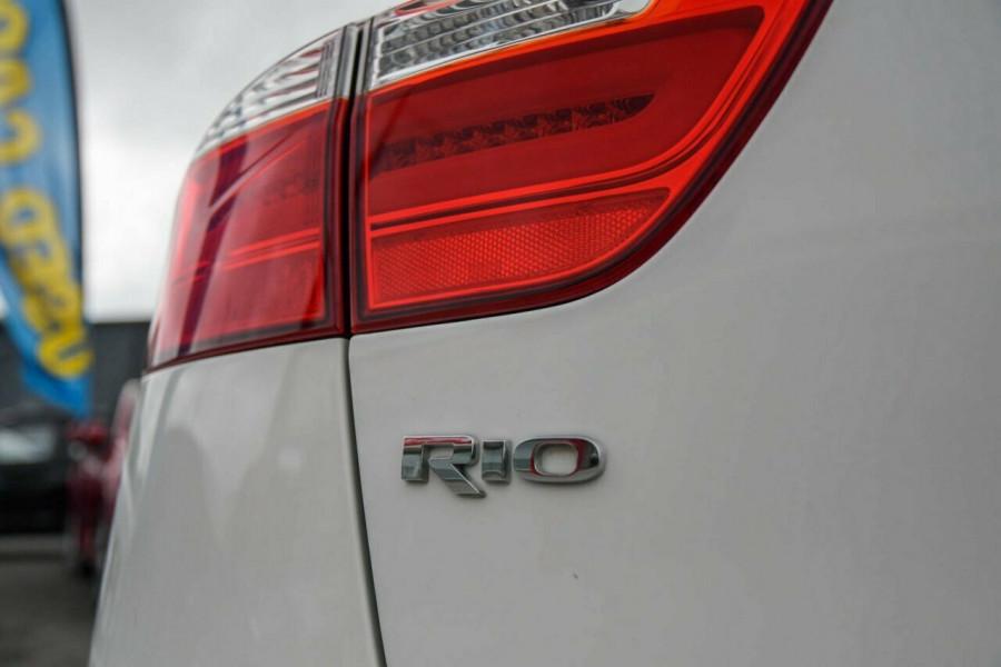2013 Kia Rio UB MY13 SLS Hatchback