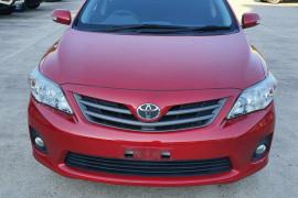Toyota Corolla Ascent Sport ZRE152R MY11