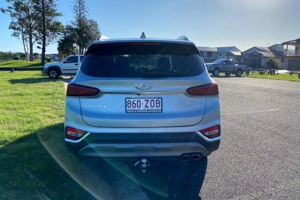 2018 MY19 Hyundai Santa Fe TM Elite Suv Image 4