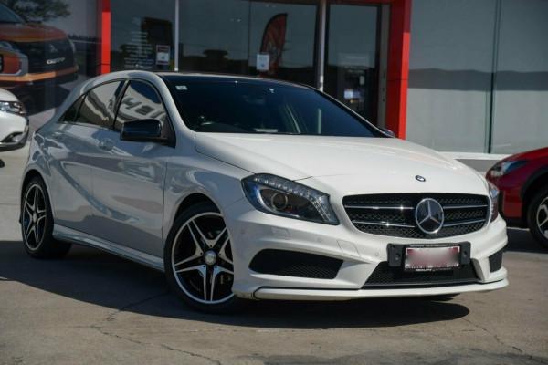 Mercedes-Benz A-Class A200 D-CT W176 806MY