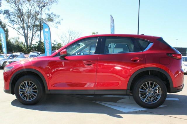 2021 Mazda CX-5 KF Series Touring Suv Mobile Image 6