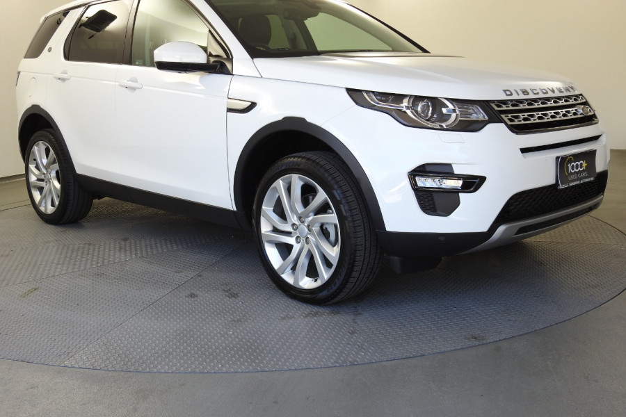 2016 MY16.5 Land Rover Discovery Sport L550 16.5MY SD4 Suv Image 1