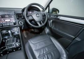 2015 Volkswagen Touareg Volkswagen Touareg 150 Tdi Auto 150 Tdi Suv