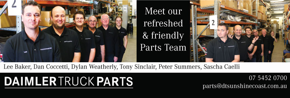 MEET OUR REFRESHED & FRIENDLY PARTS TEAM