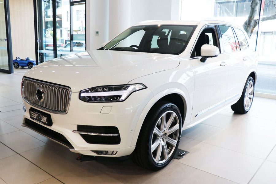 2019 Volvo XC90 L Series T6 Inscription Suv Mobile Image 1