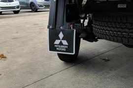 2019 Mitsubishi Triton MR GLX Single Cab Chassis 4WD Cab chassis