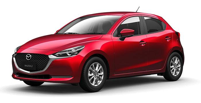 2019 MY20 Mazda 2 DJ Series G15 Pure Sedan
