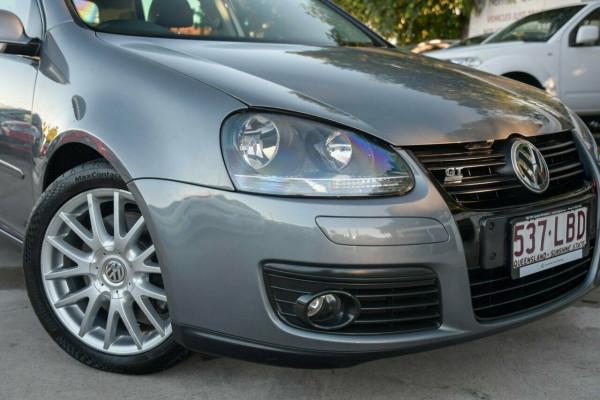 2008 Volkswagen Golf V MY08 GT DSG Sport Hatchback