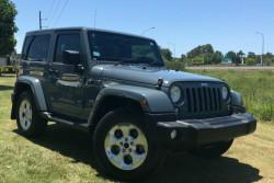 Jeep Wrangler Overland (4x4) JK MY15