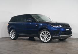 Land Rover Range Rover Sport Sdv6 Se (183kw) Range Rover Range Rover Sport Sdv6 Se (183kw) Auto