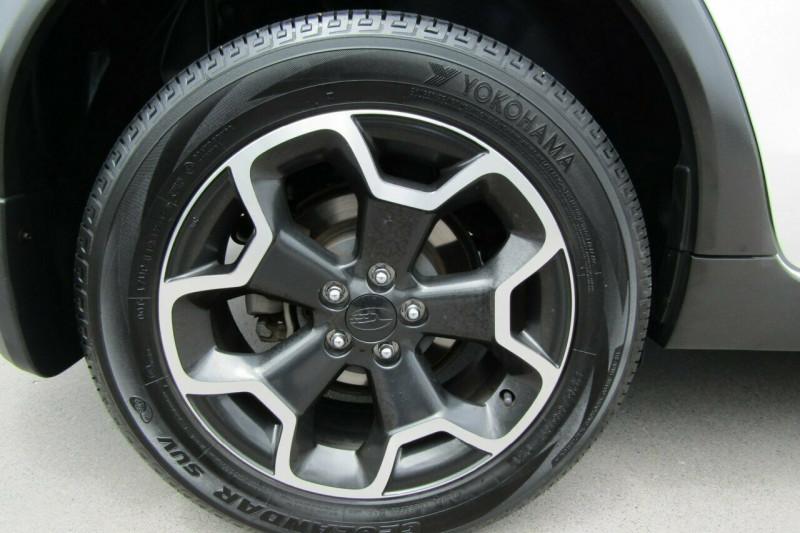 2012 Subaru XV G4X MY12 2.0i Lineartronic AWD Suv