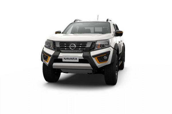 2020 Nissan Navara D23 Series 4 N-TREK Warrior Ute