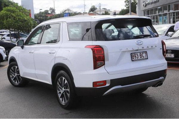 2020 MY21 Hyundai Palisade LX2.V1 Palisade Wagon Image 3