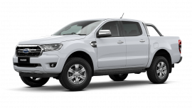 2021 MY21.25 Ford Ranger PX MkIII XLT Hi-Rider Double Cab Utility image 8