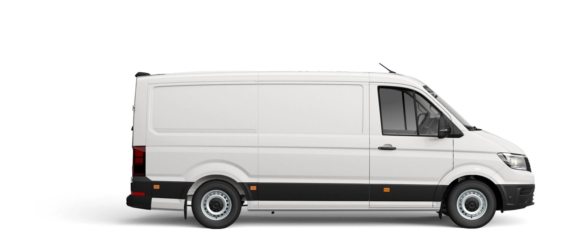 2020 Volkswagen Crafter SY1 55 Van MWB Van