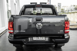 2020 Volkswagen Amarok 2H V6 Highline Black 580 S Ute