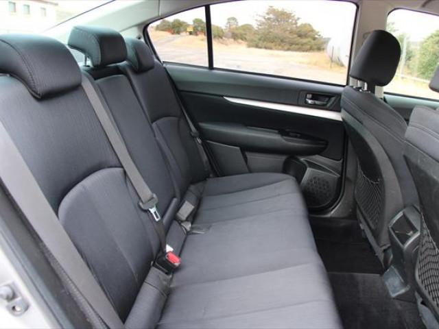 2011 Subaru Liberty B5  2.5i Sedan