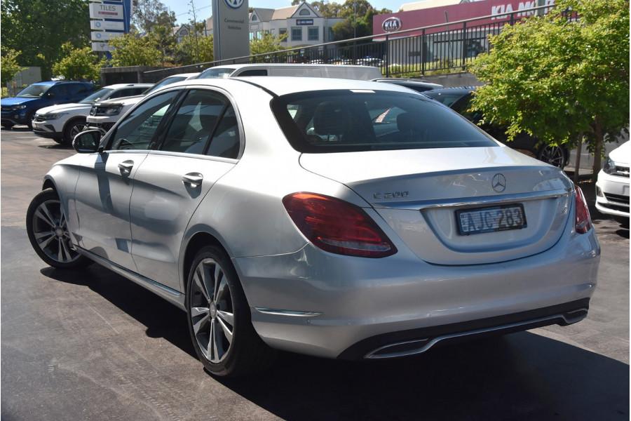 2014 Mercedes-Benz C-class W205 C200 Sedan