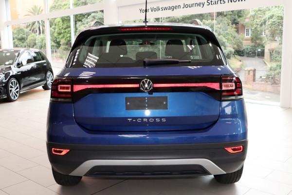 2020 MY21 Volkswagen T-Cross C1 85TSI Life Suv Image 5