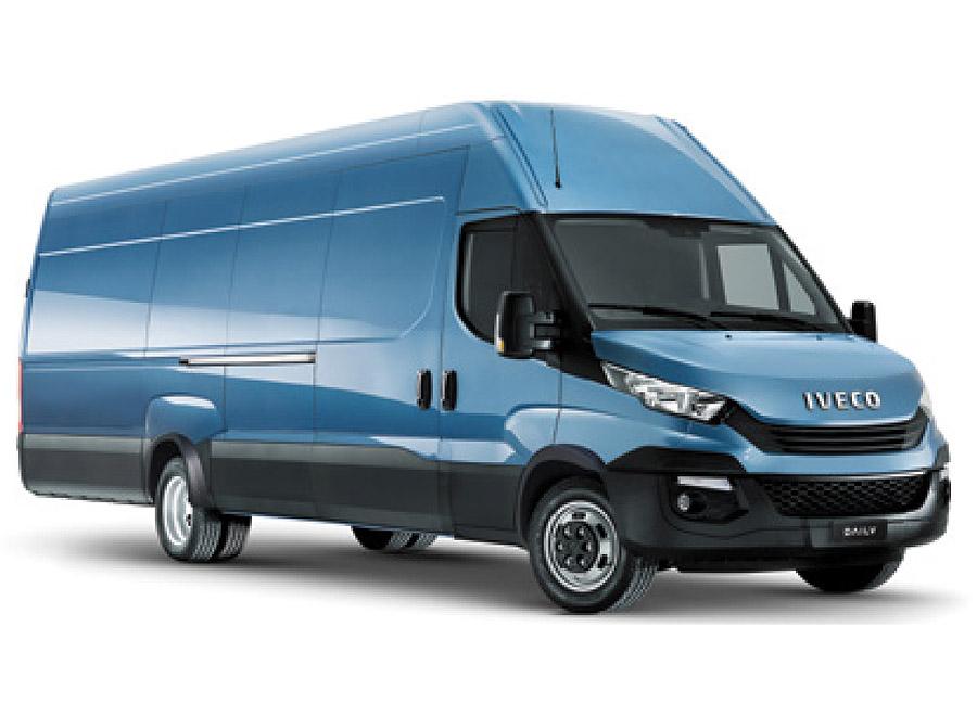 Daily 70C Van