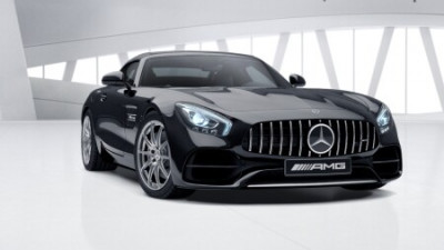 New Mercedes-Benz Mercedes-AMG GT Roadster