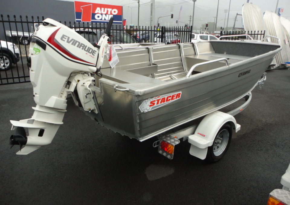 0000 Stacer Rampage Boat
